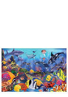 Melissa & Doug® Underwater 48-Piece Floor Puzzle - Online Only