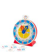 Melissa & Doug® Turn & Tell Clock - Online