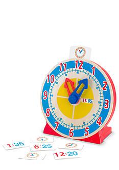 Melissa & Doug® Turn & Tell Clock - Online Only