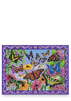 Melissa & Doug® Stickers By Numbers Butterfly Garden