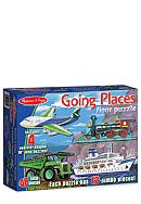Melissa & Doug® Going Places 48-Piece Floor