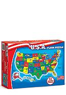 Melissa & Doug® United States Map Floor