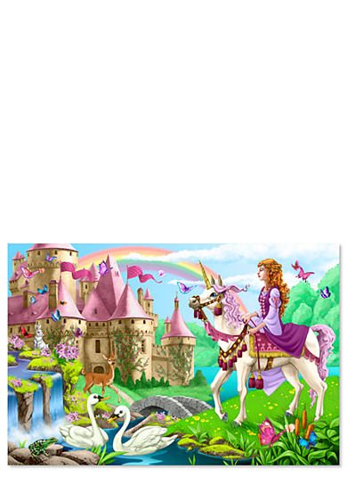 Melissa & Doug® Fairy Tale Castle Floor Puzzle 48-Piece - Online Only