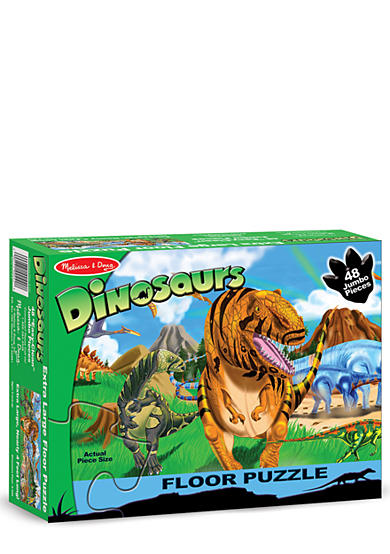 Melissa & Doug® Land of Dinosaurs 48-Piece Puzzle - Online Only