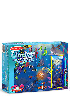 Melissa & Doug® Under the Sea 100-Piece Floor Puzzle - Online Only
