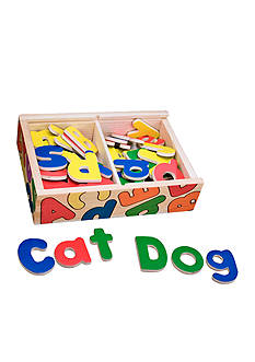 Melissa & Doug® Magnetic Wooden Alphabet - Online Only