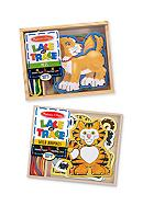 Melissa & Doug® Lace & Trace Bundle- Pets &