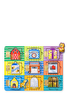 Melissa & Doug Magnetic Hide-And-Seek Board