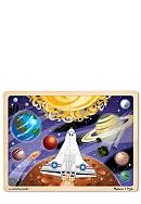 Melissa & Doug® Space Voyage 48-Piece Jigsaw