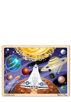 Melissa & Doug® Space Voyage 48-Piece Jigsaw Puzzle - Online Only