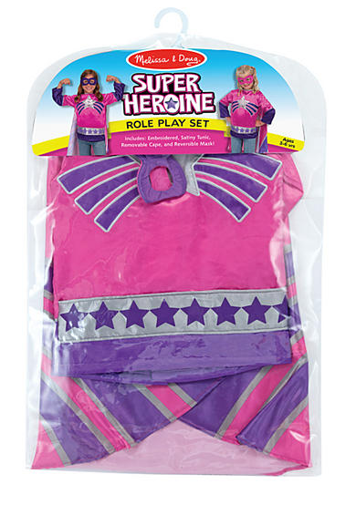 Melissa & Doug® Super Heroine Role Play Set