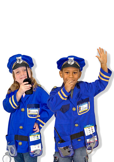 Melissa & Doug® Police Officer Role Play Set - Online Only