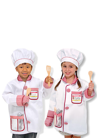 Melissa & Doug® Chef Role Play Costume Set - Online Only