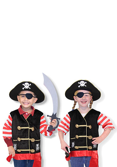 Melissa & Doug® Pirate Role Play Costume Set - Online Only