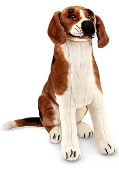 Melissa & Doug® Beagle Plush Toy - Online Only