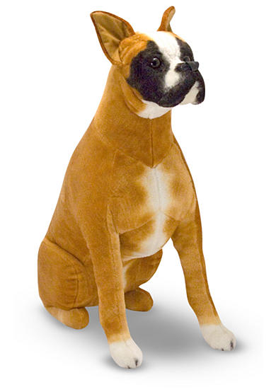 Melissa & Doug® Boxer Plush Toy - Online only