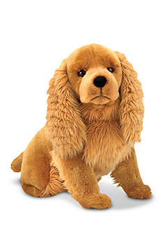 Melissa & Doug® Plush Cocker Spaniel