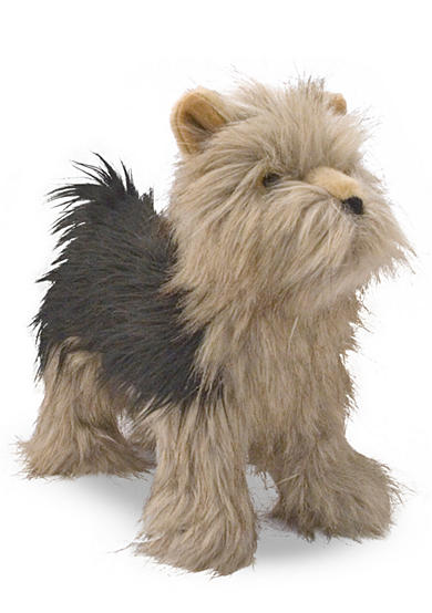 Melissa & Doug® Yorkshire Terrier Plush Toy - Online Only