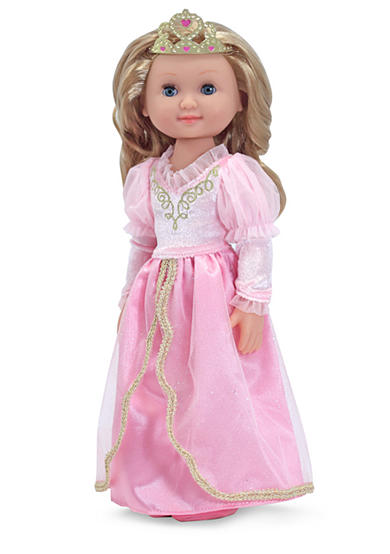 Melissa & Doug® Celeste 14-in. Princess Doll - Online Only