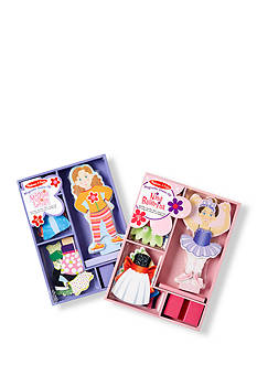 Melissa & Doug® Magnetic Dress-Up Bundle