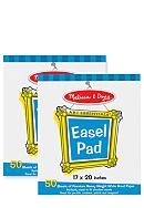 Melissa & Doug® Set of 2 Easel Pads