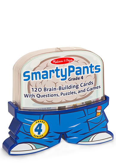Melissa & Doug® Smarty Pants - 4th Grade Card Set - Online Only
