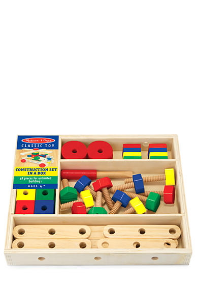 Melissa & Doug® Construction Set in a Box - Online Only