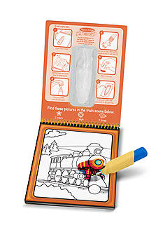 Melissa & Doug® Water WOW! Vehicles - ON the GO Travel Activity