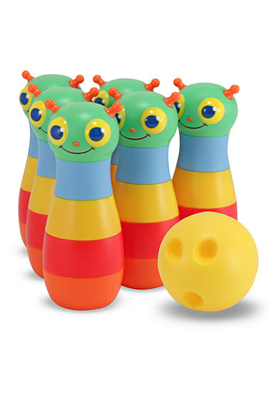 Melissa & Doug&reg; Happy Giddy Bowling Set<br>