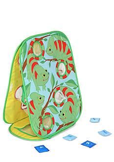 Melissa & Doug Verdie Chameleon Beanbag Toss - Online Only