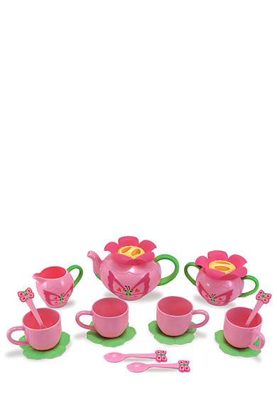 Melissa & Doug® Bella Butterfly Tea Set