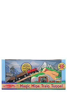 Melissa & Doug Magic Mine Train Tunnel