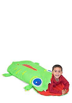 Melissa & Doug® Augie Alligator Sleeping Bag