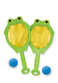 Melissa & Doug® Melissa & Doug Froggy Toss & Catch Net & Ball