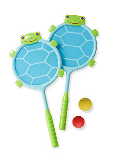 Melissa & Doug® Melissa & Doug Dilly Dally Turtle Racquet & Ball Set