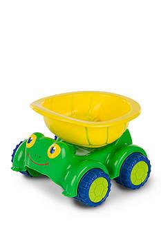 Melissa & Doug® Melissa & Doug Tapper Turtle Dump Truck