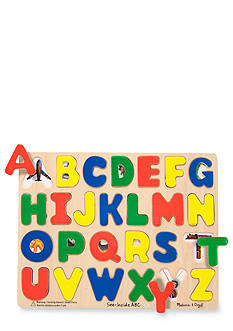 Melissa & Doug See Inside Wooden Peg Puzzle - Online Only