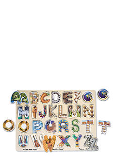Melissa & Doug® Alphabet Art Puzzle - Online Only