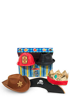 Melissa & Doug Top This Role Play Hat