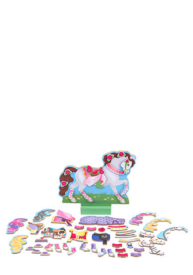 Melissa & Doug® My Horse Clover Magnetic Dress-Up