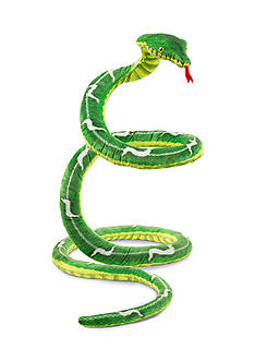 Melissa & Doug Snake Plush-Online Only