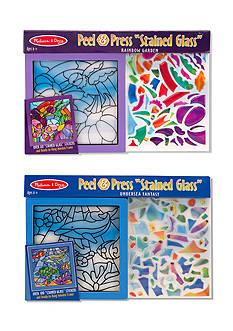 Melissa & Doug Rainbow Sea Peel N Press-Online Only
