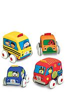 Melissa & Doug® Block Vehicles