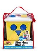 Melissa & Doug® Kids Stacking Blocks-Online