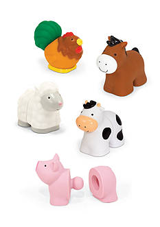 Melissa & Doug® Pop Blocs Farm Animals
