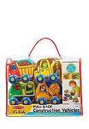 Melissa & Doug® Pull Back Construction
