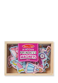 Melissa & Doug® Wood Princess Magnets - Online Only