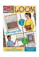 Melissa & Doug® Multi Craft Weaving Loom -