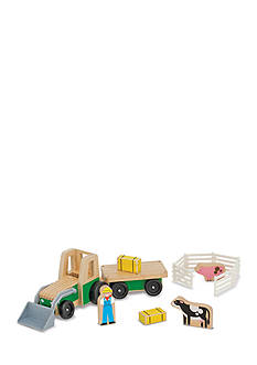 Melissa & Doug® Farm Tractor-Online Only