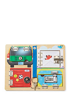 Melissa & Doug® Locks and Latches Board